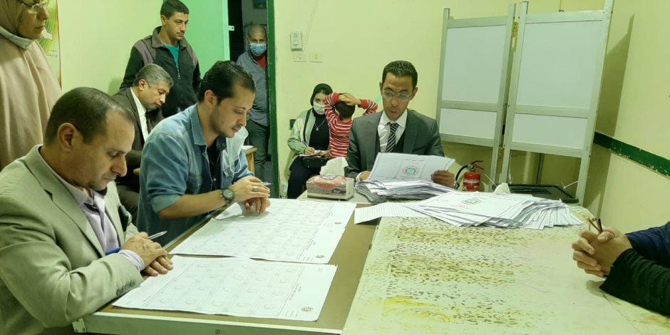 لجنة 5 بالحسنة في شمال سيناء: 6 مرشحين يحصلون على صفر.. ونصرالله فى المقدمة