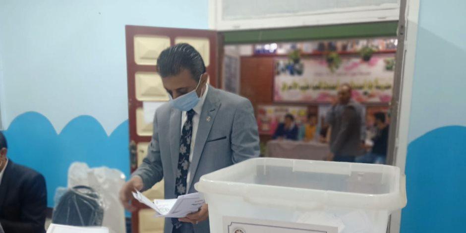 البيان الإحصائى لدائرة ميت غمر: مرتضى منصور يخسر مقعده.. وإعادة بين 4 مرشحين.. والقائمة الوطنية تنتصر