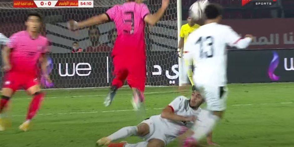التعادل السلبي يحسم مواجهة منتخب الأولمبي أمام كوريا الجنوبية الودية