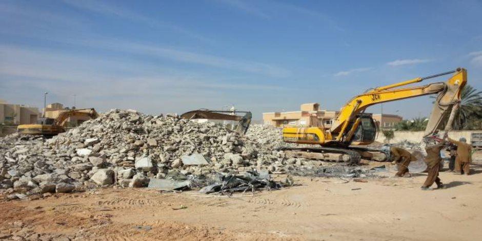 منظومة تشريعية جديدة للقضاء على مخلفات الهدم والبناء.. ووضع نظام لتحفيز المشروعات القائمة على إعادة التدوير