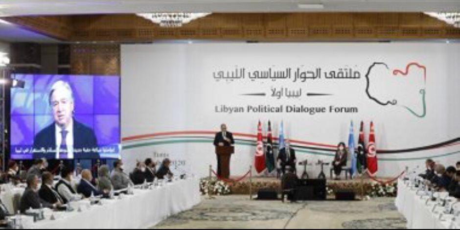 الإخوان يفشلون ملتقى الحوار السياسي الليبي.. والبعثة الأممية تلوح بالعقوبات
