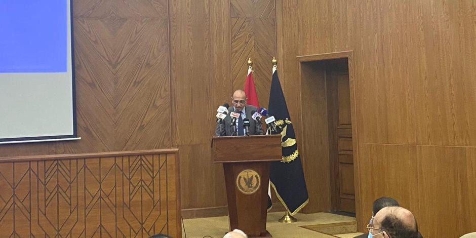 مساعد وزير الداخلية: سجون مصر خالية من فيروس كورونا.. ولدينا فريق طبي بمختلف التخصصات يتابع صحة النزلاء