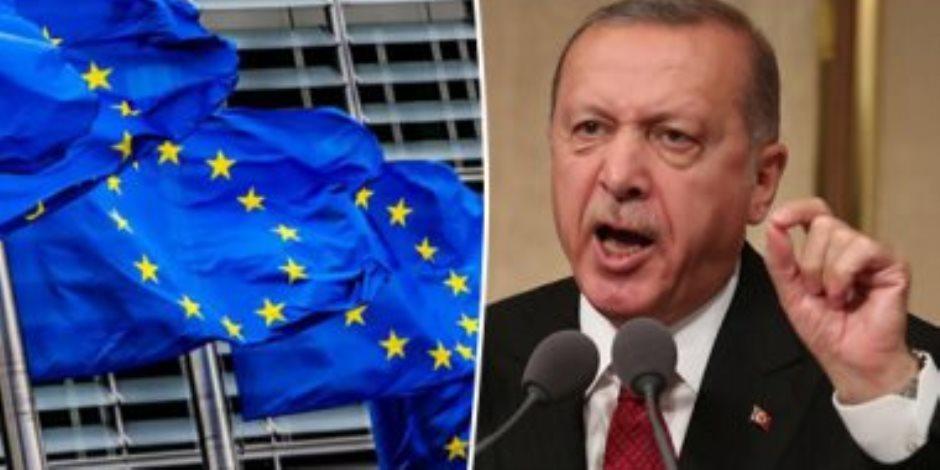 «الأوروبي» يحذر أردوغان من خطابه بشأن قبرص: تتعارض مع قرارات الأمم المتحدة