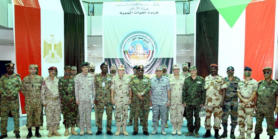 علاقات تاريخية بين البلدين.. تدريبات عسكرية مشتركة بين مصر والسودان تهدف لرفع القدرات وبناء ترسانة جوية رادعة