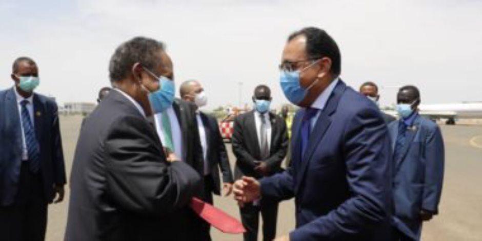 أبرزها مشروع السكك الحديدية.. مشروعات مصر والسودان تنسيق وتعاون وعلاقات أبدية