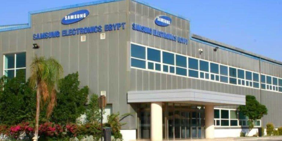 """مصنع """"سامسونج"""" يحتل المركز الأول في قائمة مصدري الأجهزة الإلكترونية"""