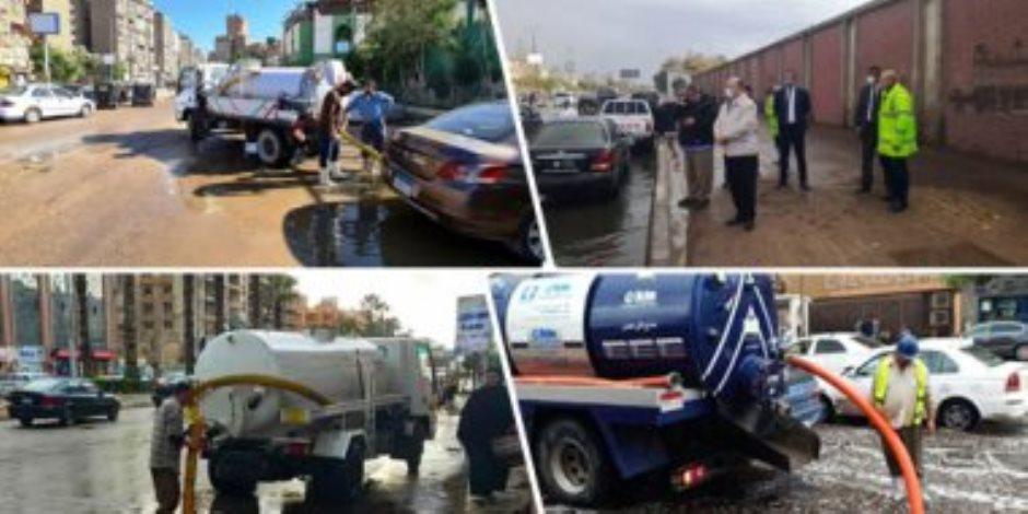 فرق طوارئ بالشوارع يترأسها المحافظون.. الحكومة جاهزة لمواجهة الطقس السيء