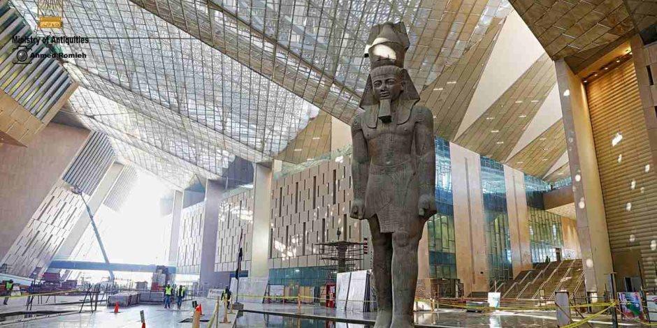 في 6 سنوات.. مصر الحضارة والمتاحف تعود بقوة