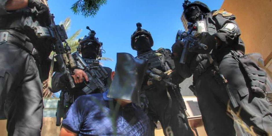 """سقوط """"أبو النبأ"""" .. إلقاء القبض على المنسق العام لداعش في مطار بغداد"""