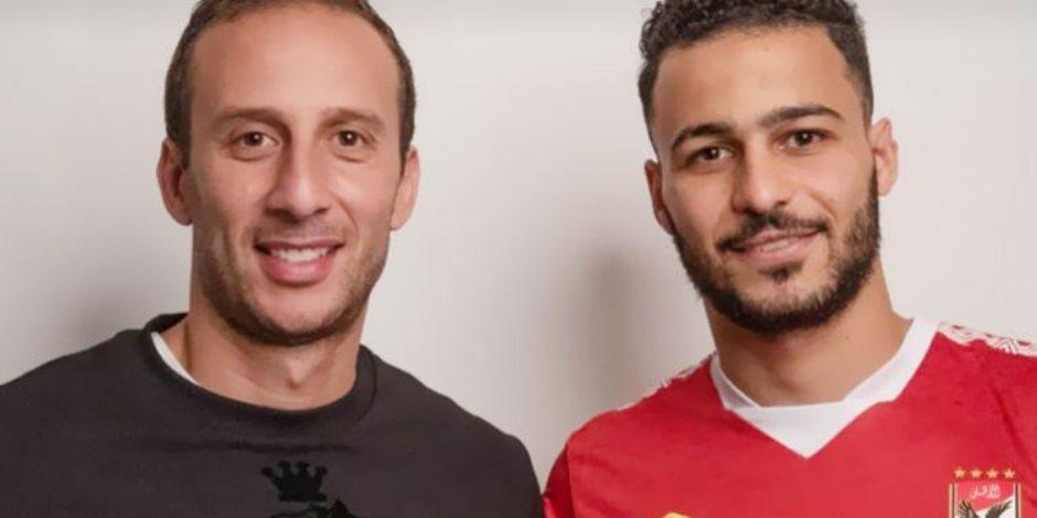 رسميا.. الأهلي يضم أحمد رمضان بيكهام لمدة خمس سنوات