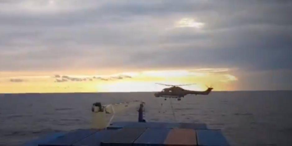 صفعة على وجه الديكتاتور.. البحرية الألمانية تفتش سفينة تركية في شرق المتوسط