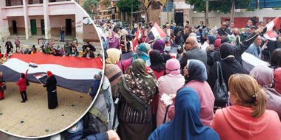 الوعى الشعبي يقهر دعوات الإرهابية.. مشاركة كبيرة للمصريين في جولة إعادة انتخابات النواب 2020