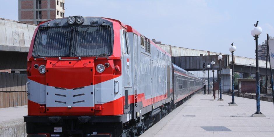 تعديلات بجداول تشغيل قطارات خطوط الصعيد.. وتغيير تركيب بعضها بعربات روسية