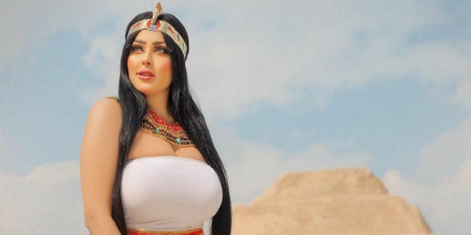 """سلمى الشيمى فى أول تصريح بعد إخلاء سبيلها: """"نفسيتى مدمرة ومعملتش حاجة غلط"""""""