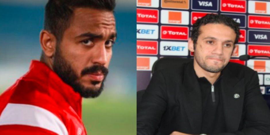 محمد فضل: كهربا اعتذر لى وأغلقت الملف لأنه أخويا الصغير