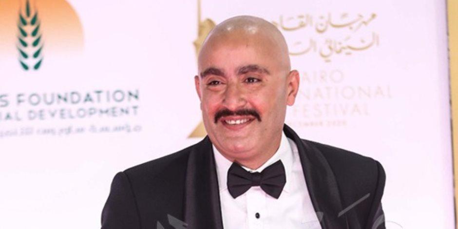 السقا ولبلبة وعمرو كمال ونورهان منصور على السجادة الحمراء في افتتاح مهرجان القاهرة