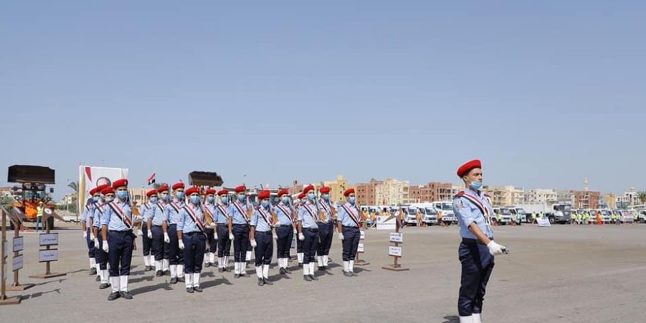 قوات الدفاع الشعبى والعسكرى تنفذ تدريبا عملياً لمجابـهة الأزمات والكوارث بمحافظة الفيوم