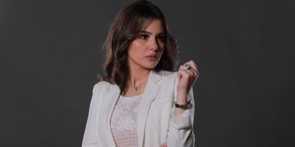 دينا فؤاد: الحلقات الأخيرة من «جمال الحريم» ستقلب الموازين