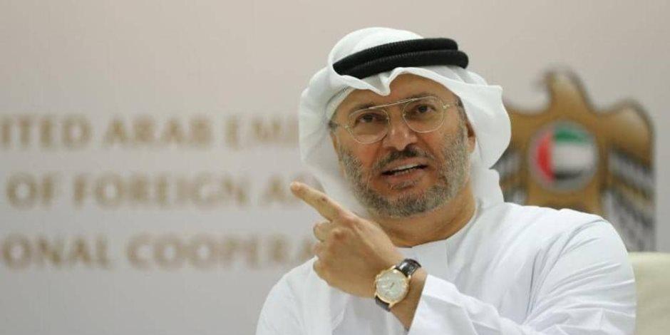 الإمارات: العلاقات مع مصر ركن أساسي في استقرار المنطقة