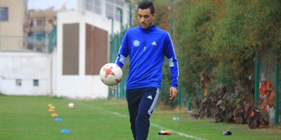 رسميا.. الكاف يقرر إيقاف إبراهيم حسن لمدة عامين بسبب المنشطات