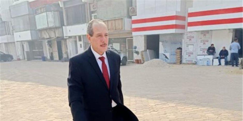 هشام إبراهيم رئيساً لنادى الزمالك بشكل مؤقت بعد وفاة أحمد البكرى بكورونا