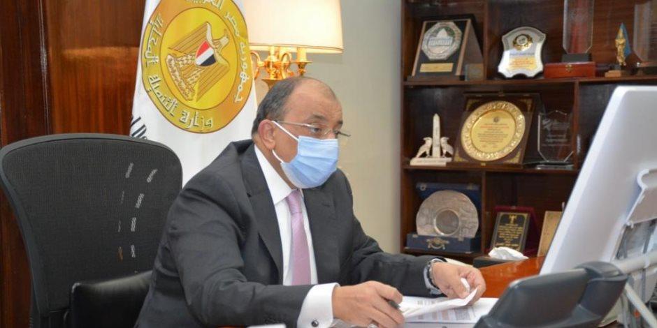 وزيرا التنمية المحلية والصحة يجتمعان بالمحافظين لمتابعة استعدادات توزيع لقاحات كورونا