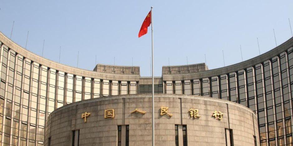 المركزى الصينى: التعثر فى سداد سندات قد يقوى السوق