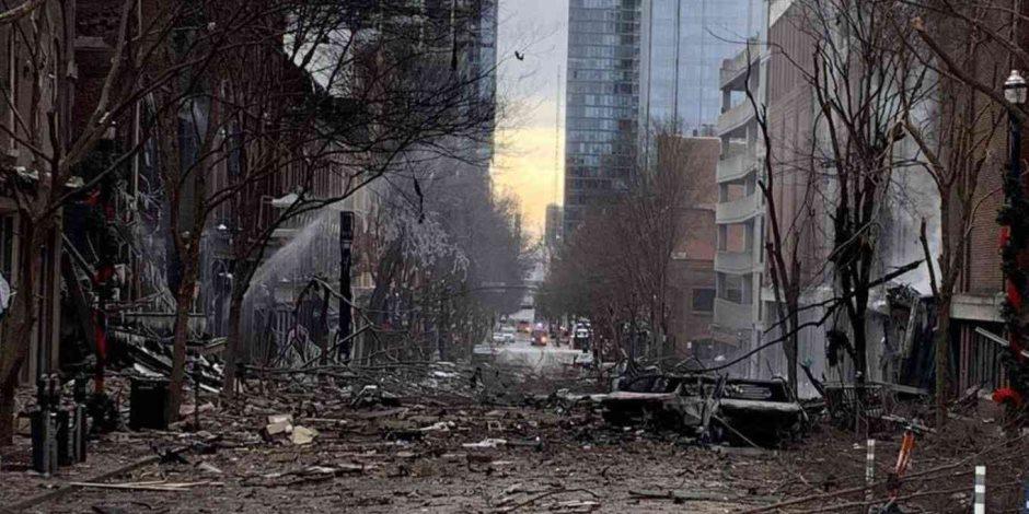 انفجار ناشفيل الأمريكية.. مكافآت ضخمة لمن يُدلي بمعلومات