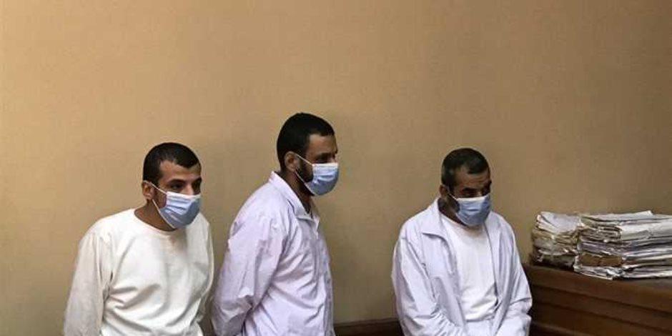 الإعدام شنقا لمتهمين اثنين بقتل فتاة المعادى والبراءة للثالث