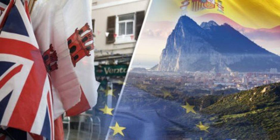 """جبل طارق vs بريكست.. مستقبل غامض ينتظر """"الصخرة"""" حال عدم التوصل لاتفاق"""