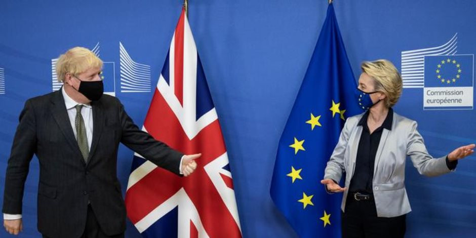 قادة الاتحاد الأوروبى يوقعون رسميا على اتفاق بريكست مع بريطانيا