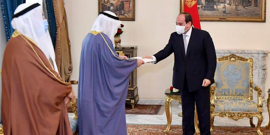 الرئيس السيسي يعلن ثوابت مصر للمصالحة والعلاقات العربية المستقرة «إنفوجراف»