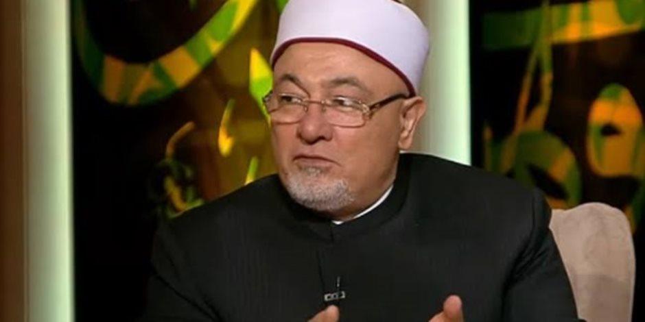 خالد الجندى: إسرائيل اسم نبى من أنبياء الله لا يجوز سبه