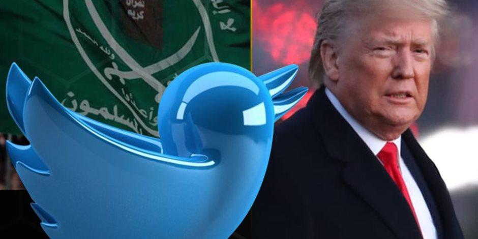 طلال رسلان يكتب: لماذا لا يحذف تويتر مئات الحسابات الإخوانية المحرضة على العنف والإرهاب في مصر مثلما فعل مع حساب رئيس أقوى دولة في العالم؟!
