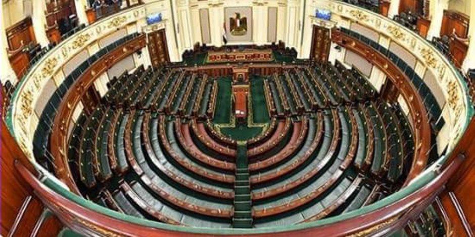 القاعة الرئيسية لمجلس النواب تتزين لاستقبال الأعضاء الجُدد.. غدا (صور)