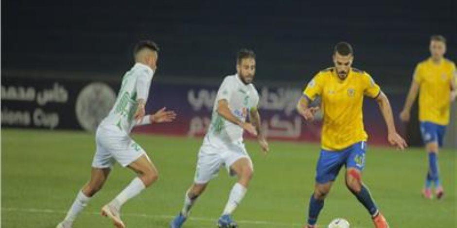 الرجاء يقصي الإسماعيلي من البطولة العربية ويتأهل للنهائي
