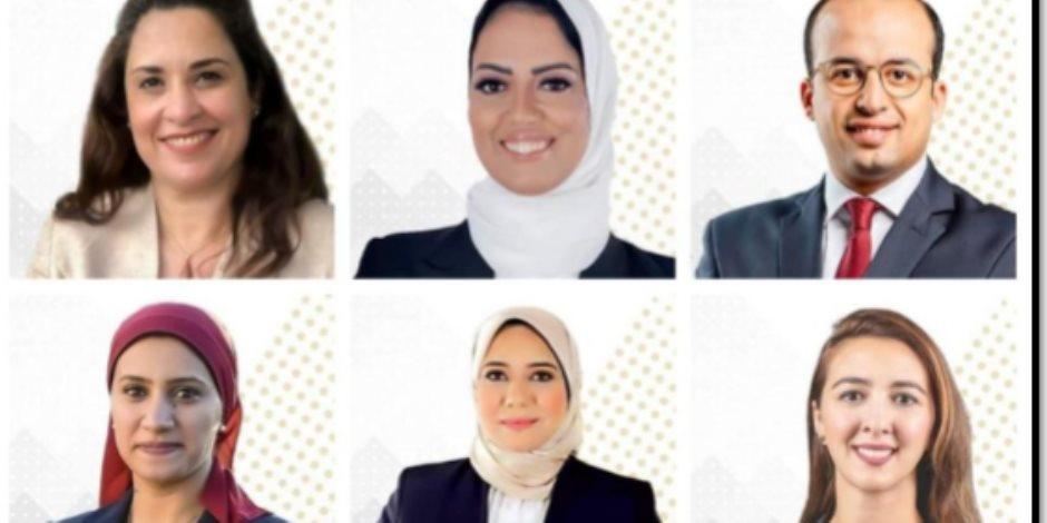 دماء جديدة في شرايين الحياة السياسية بمصر.. نواب برلمان تخرجوا من الأكاديمية الوطنية للتدريب (صور)