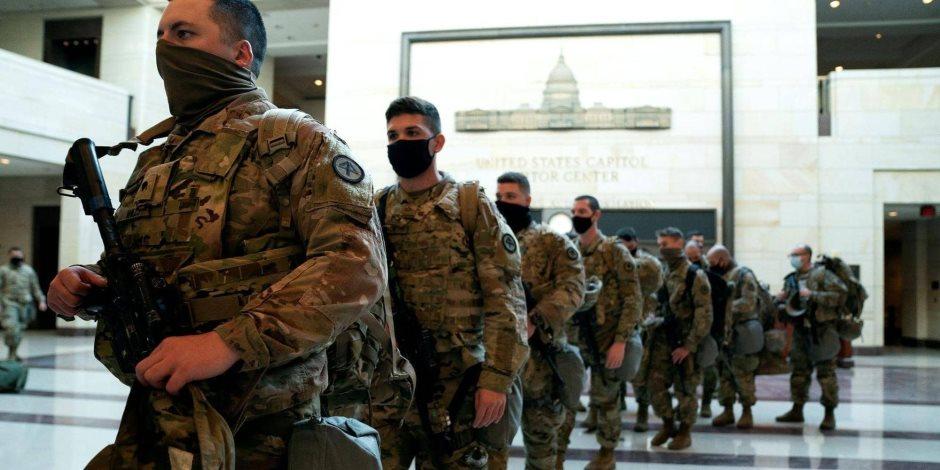 """له حق الدفاع عن نفسه والتعامل مع الحشود والكوارث.. من هو """"الحرس الوطني"""" الأمريكي؟"""