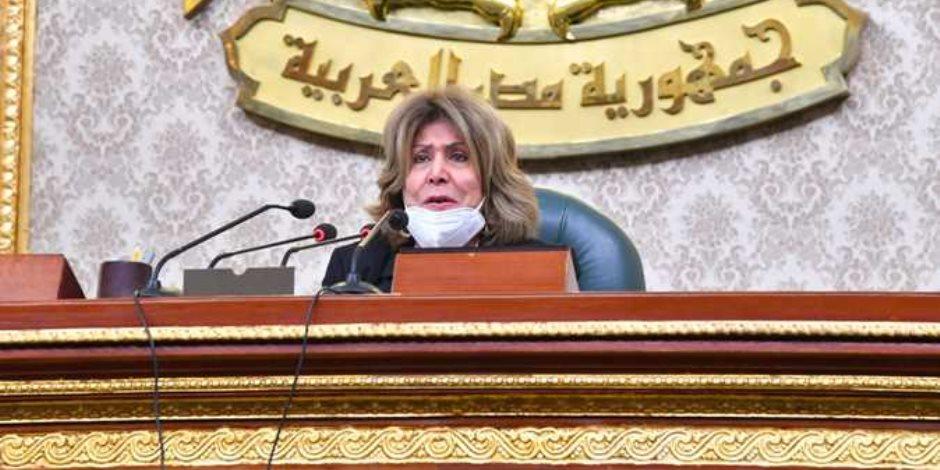 فريدة الشوباشي: أسامة هيكل لم يحترم التزامه بالمثول أمام النواب رغم مخالفاته العديدة