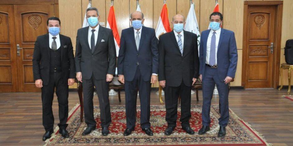 مجلس الدولة وبنك مصر يوقعان بروتوكول لتفعيل منظومة التحصيل الإلكتروني لمتحصلات