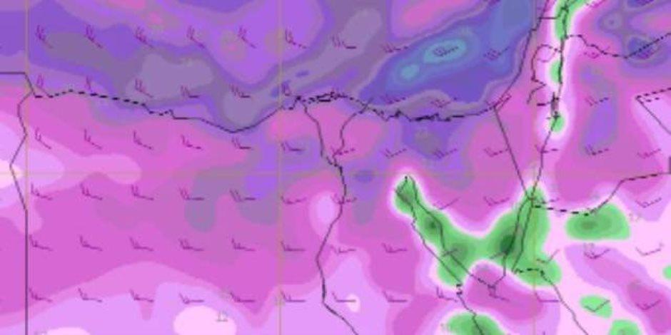 «الأرصاد» توجه تحذيرا عاجلا لأصحاب الأمراض الصدرية وتكشف خريطة الأمطار