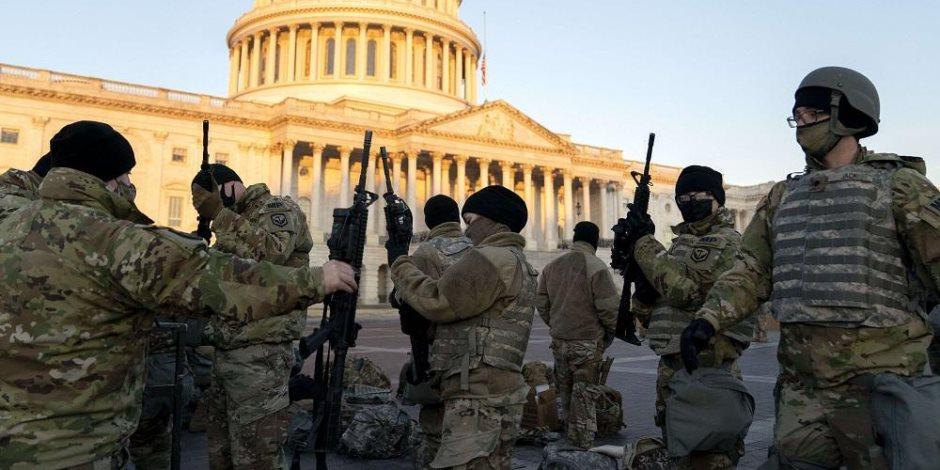 ما الذي تخشاه وزارة الدفاع الأمريكية مع اقتراب تنصيب جو بايدن؟