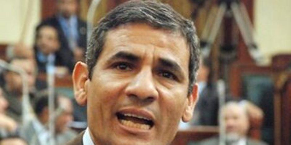 لمخالفته اللائحة.. مجلس النواب يوافق على إخراج محمد عبد العليم داود من القاعة