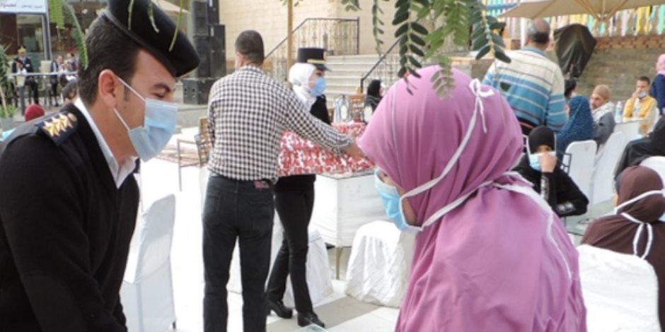 تكريم أبناء الأبطال بمديريات الأمن.. «الداخلية» تحتفي بأسر شهدائها في عيد الشرطة