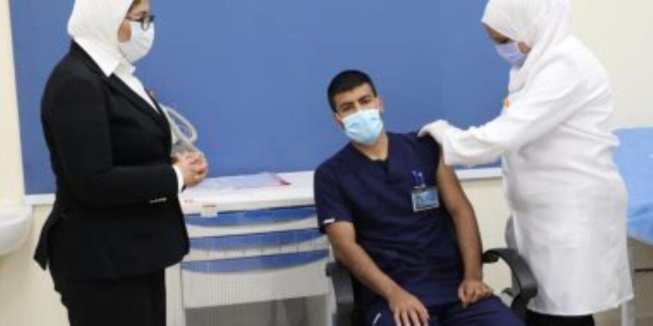 مصر السباقة.. أول دولة أفريقية تبدأ حملة التطعيم بلقاحات كورونا
