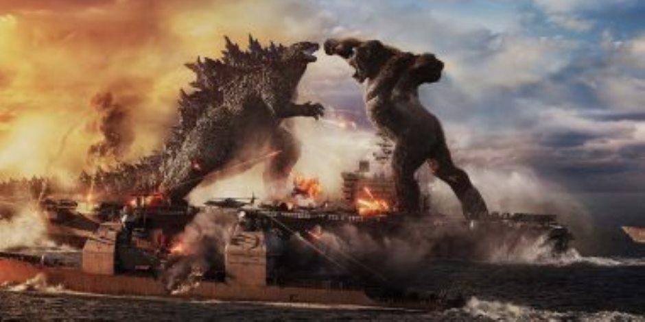 بتكلفة 200 مليون دولار Godzilla vs. Kong يتصدر التريند في التريللر الأول لـه قبل طرحه مارس المقبل