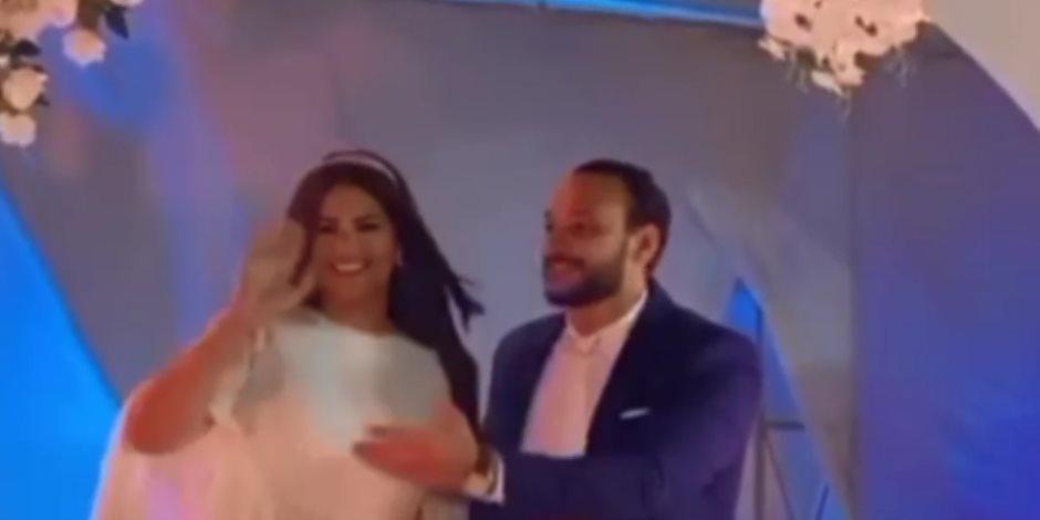 هنادي مهنا وزوجها أحمد خالد صالح.. تريند بعد حكي 5 مواقف بينهما