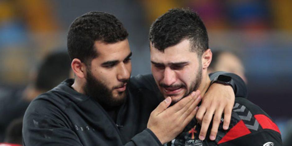 «الأخطاء الغبية».. مدرب الدنمارك يعلق على هزيمة منتخب مصر لكرة اليد