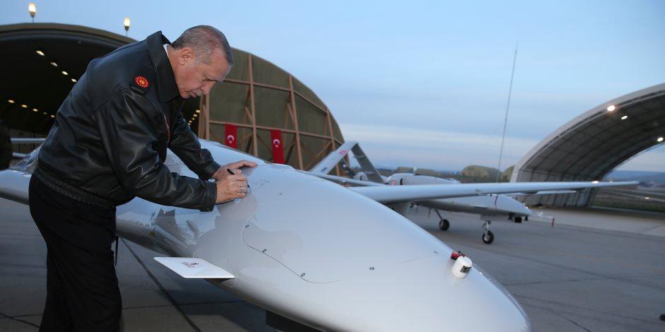 أنقرة تنشأ مصنعًا جديدًا للطائرات المسيرة.. السلاح التركي في خدمة الإرهاب