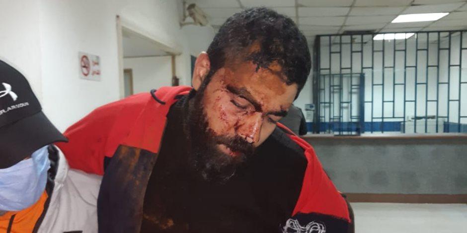 مواطن يستغيث من «بلطجية صعايدة» اعتدوا عليه وهددوا زوجته بالاغتصاب في 6 أكتوبر